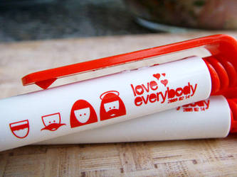 Love everybody - pens by dblg