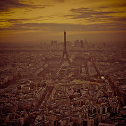 My city of love by Yousry-Aref