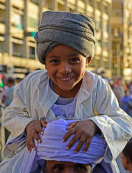 Little Upper Egyptian by Yousry-Aref