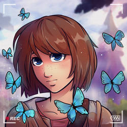 [Commission] Max (Life is Strange) by miksketched