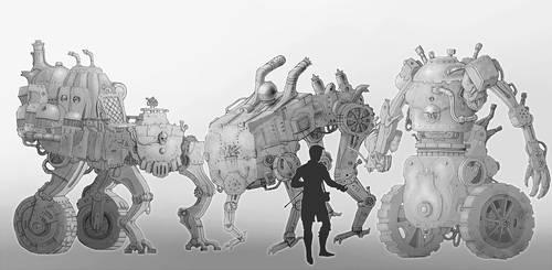 Steampunk by zinco-blanc