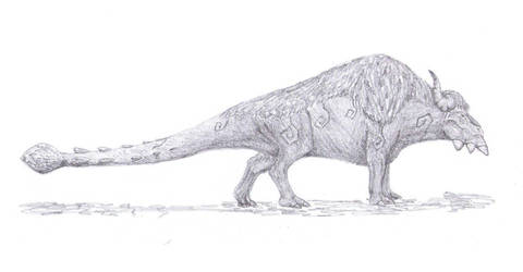 Dragon tierra/Terra dragon by javifel