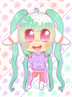 Prize: Sprinkle by Bunnymee