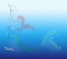 Ariel by ChibiMizu