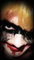 Harley Quinn: Dark Knight by viridis-somnio