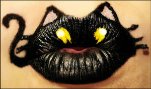 Black Cat by viridis-somnio
