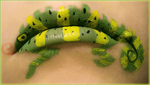 Chameleon by viridis-somnio