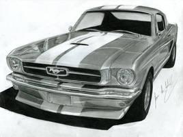 mustang gt350 1967 by ilov2xlr8