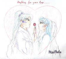 Anything for your love by MissMicike