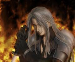 Sephiroth by K-DDS
