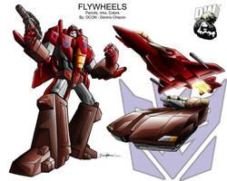 Flywheels by DCON