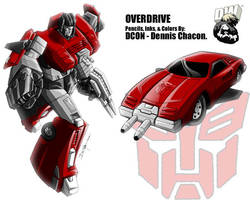 Overdrive by DCON