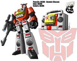 Blaster by DCON