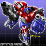Armada Optimus by DCON