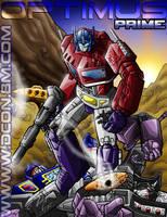 War Machine by DCON