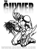 Guyver by DCON