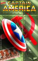 CAP VS EVIL by DCON