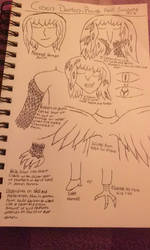 Aphelia Creature - Croen Demon by AlisiaLanet