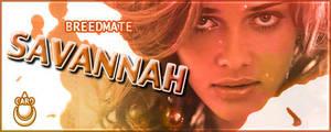 SAVANNAH - Breedmate by ErotikiSfairi