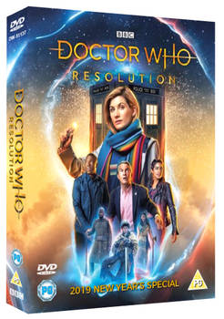 Doctor Who - Resolution DVD by WhovianCriminal