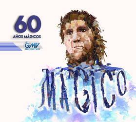 Ilustracion Magico  by hagencalacin