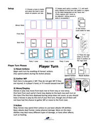 Raiders of Elduurn - Instructions page2 by Peter-CaliferGames