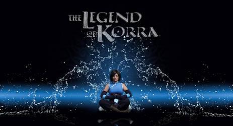 Avatar Korra by Black-Karasuba
