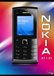NOKIA X1-01 by esaber