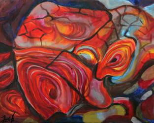 Lava Flow by RebexTrip