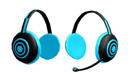 MMD Headphone's DL by chickid11
