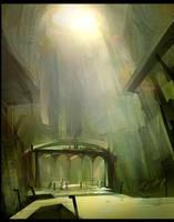 Mirandopolis: Entrance Portal by gizmodus