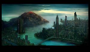 Vulcanae by gizmodus