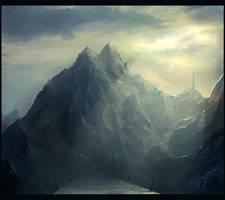 Iron Citadel by gizmodus