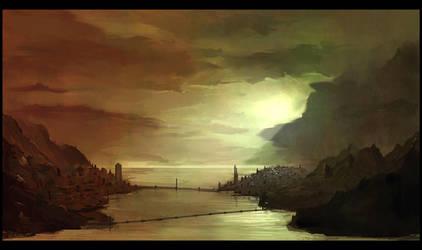 Miranda Bay by gizmodus