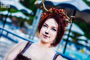Fawn cosplay by ra-chan-ra
