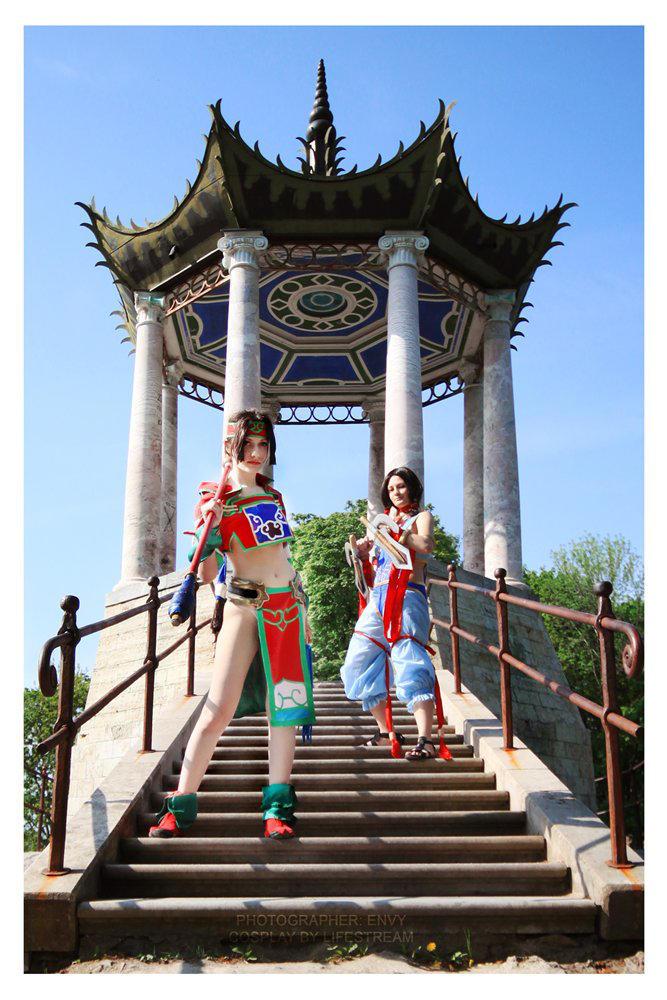 Seung Mina and Talim by Narga-Lifestream