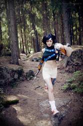 Yuffie Kisaragi II by Narga-Lifestream