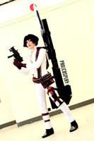 Lady DMC - Alternate costume by Narga-Lifestream