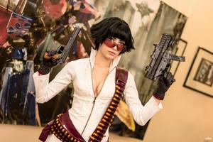 Lady (alternate costume) - DMC 3 by Narga-Lifestream