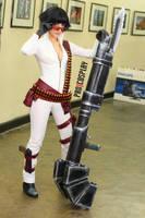 Lady (Alternate costume) by Narga-Lifestream