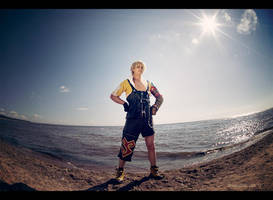 Tidus - This is My land by Narga-Lifestream