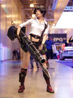 Lady: Devil May Cry 3 by Narga-Lifestream