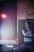 Jill Valentine: Something is amiss... by Narga-Lifestream