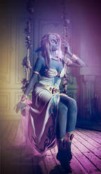 Queen Azshara by Narga-Lifestream