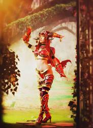 Alexstrasza - World of Warcraft by Narga-Lifestream