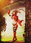 Alexstrasza - World of Warcraft by Narga-Lifestream