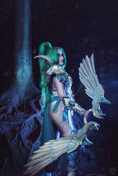 Tyrande - WoW/HotS by Narga-Lifestream