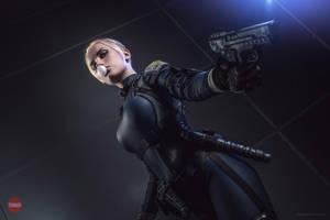 Cassie Cage - Mortal Kombat X by Narga-Lifestream