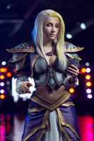 Jaina Proudmoore - Let's play Hearthstone by Narga-Lifestream