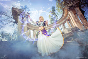 Jaina Proudmoore - Let the Magic begin by Narga-Lifestream
